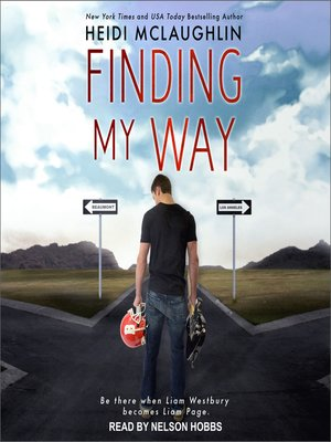 cover image of Finding My Way