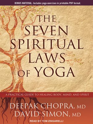cover image of The Seven Spiritual Laws of Yoga