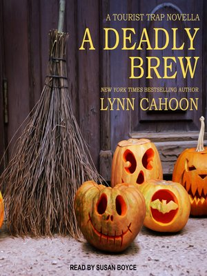 cover image of A Deadly Brew
