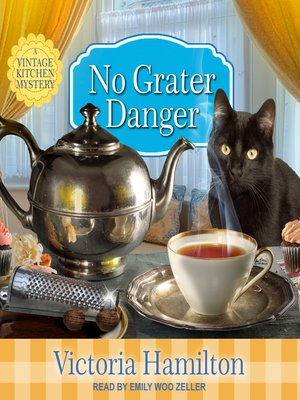 cover image of No Grater Danger
