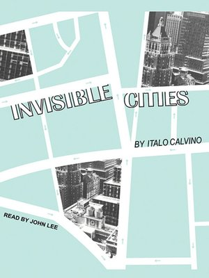 cover image of Invisible Cities