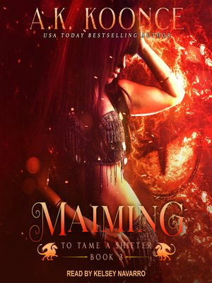 cover image of Maiming