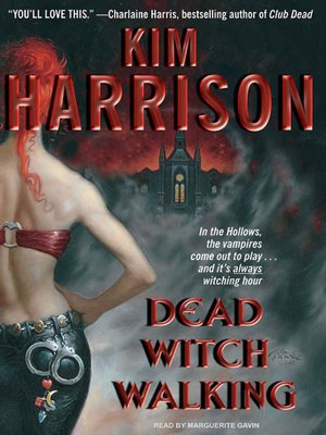 cover image of Dead Witch Walking