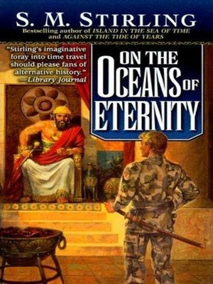 cover image of On the Oceans of Eternity