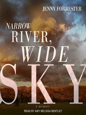 cover image of Narrow River, Wide Sky
