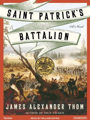 cover image of Saint Patrick's Battalion