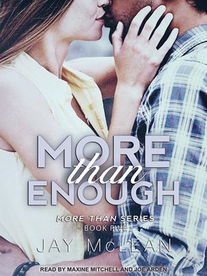 cover image of More Than Enough