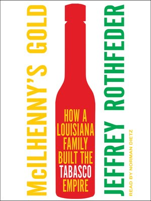 cover image of McIlhenny's Gold