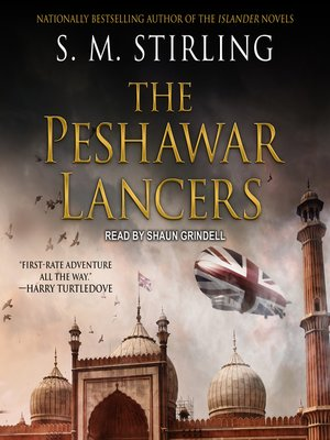 cover image of The Peshawar Lancers