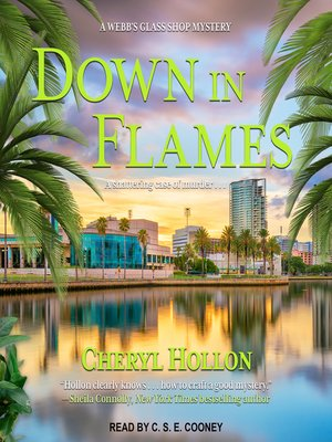 cover image of Down in Flames