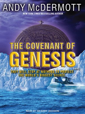 cover image of The Covenant of Genesis--A Novel