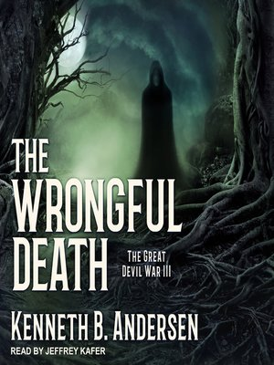 cover image of The Wrongful Death