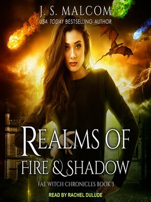 cover image of Realms of Fire and Shadow