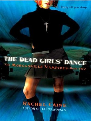 cover image of The Dead Girls' Dance