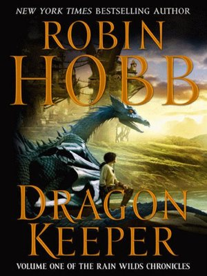 cover image of Dragon Keeper