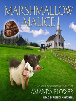 cover image of Marshmallow Malice