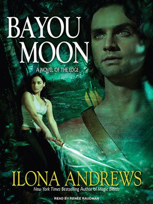 cover image of Bayou Moon