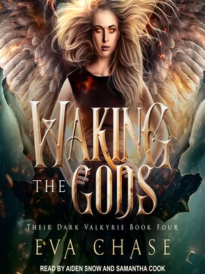 cover image of Waking the Gods--A Reverse Harem Urban Fantasy