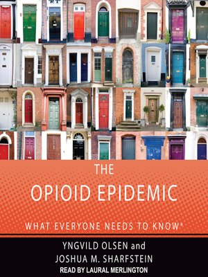cover image of The Opioid Epidemic