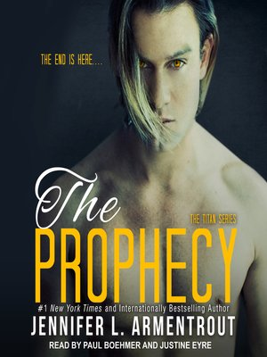 cover image of The Prophecy