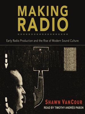 cover image of Making Radio