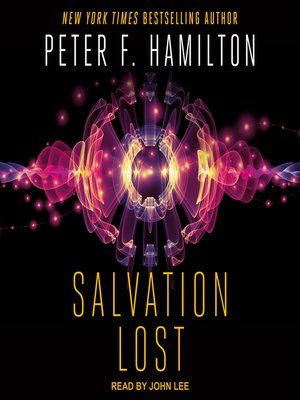 cover image of Salvation Lost