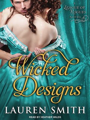 cover image of Wicked Designs