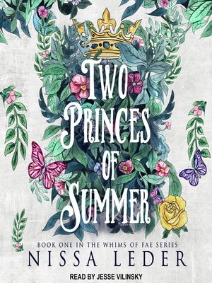 cover image of Two Princes of Summer