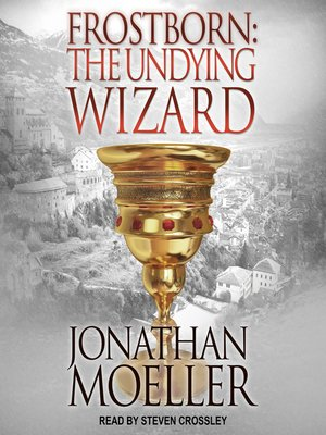 cover image of Frostborn--The Undying Wizard