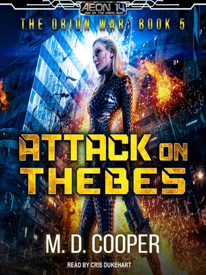 cover image of Attack on Thebes