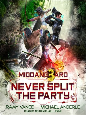 cover image of Never Split the Party