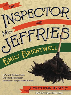 cover image of The Inspector and Mrs. Jeffries