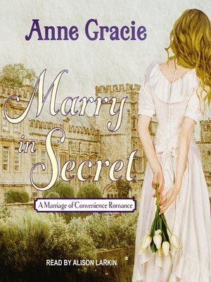 cover image of Marry in Secret