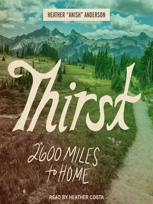 cover image of Thirst