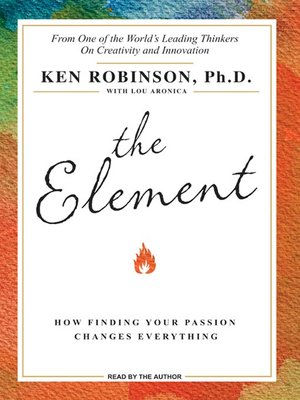 cover image of The Element