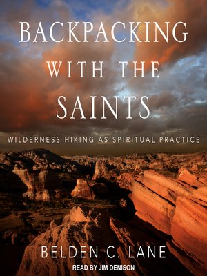 cover image of Backpacking with the Saints