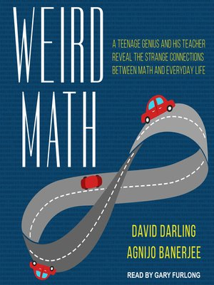 cover image of Weird Math