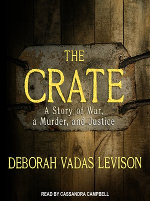 cover image of The Crate
