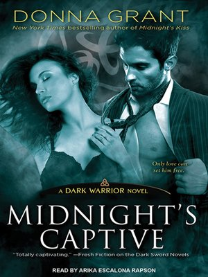 cover image of Midnight's Captive