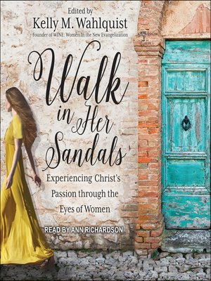 cover image of Walk in Her Sandals