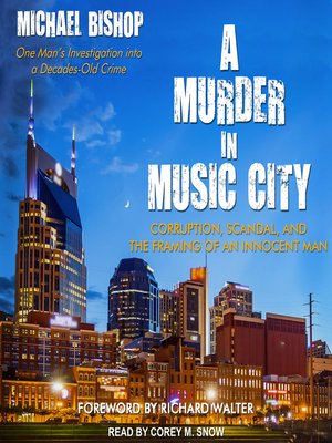 cover image of A Murder in Music City