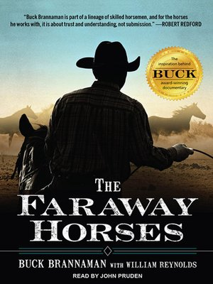 cover image of The Faraway Horses