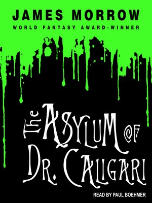 cover image of The Asylum of Dr. Caligari
