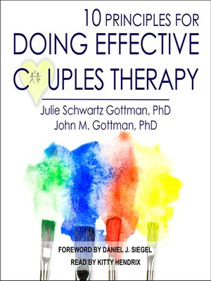 cover image of 10 Principles for Doing Effective Couples Therapy