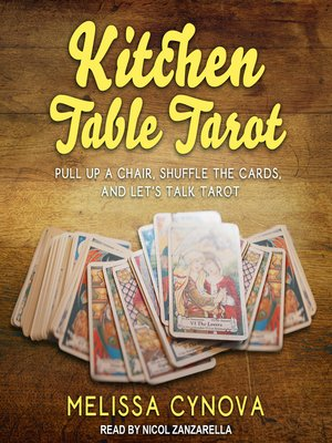 cover image of Kitchen Table Tarot