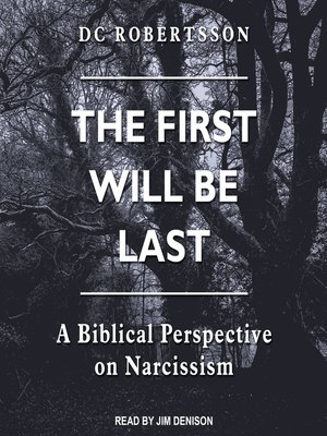 cover image of The First Will Be Last