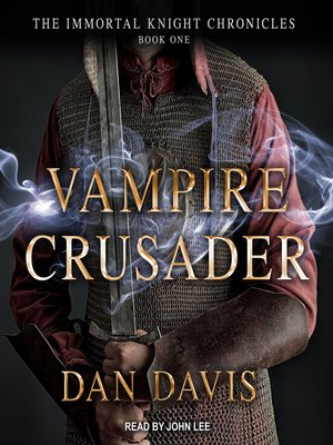 cover image of Vampire Crusader