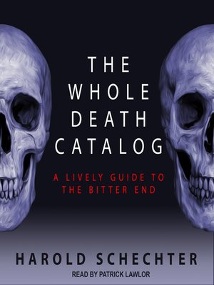 cover image of The Whole Death Catalog