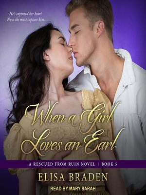 cover image of When a Girl Loves an Earl