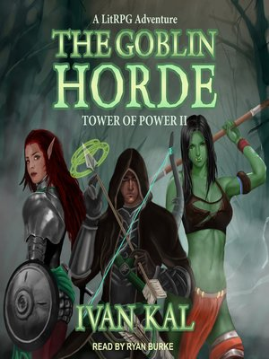 cover image of The Goblin Horde